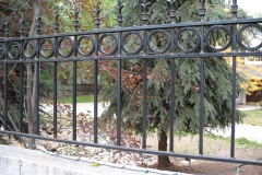 Spear-Top Double Rail 56-