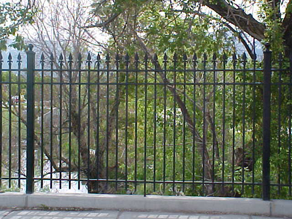 iron-anvil-fences-spear-top-double-rail-simple-with-fancy-spear-fence
