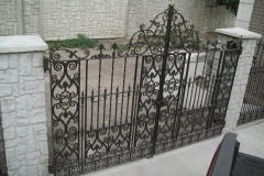 Antique Gates