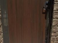 61-0249-Iron-Anvil-Gates-Man-Arch-ANDERSON-27545-TREX-GATE-PUSH-BUTTON-LOCK-299