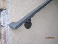 30-2009 MILKYHOLLOW RECT TUBE HAND RAIL 1-5 x 3-4