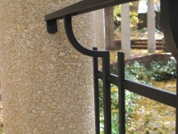 iron-anvil-railing-double-top-misc-garden-park-railing-lds-church-job-10322-3