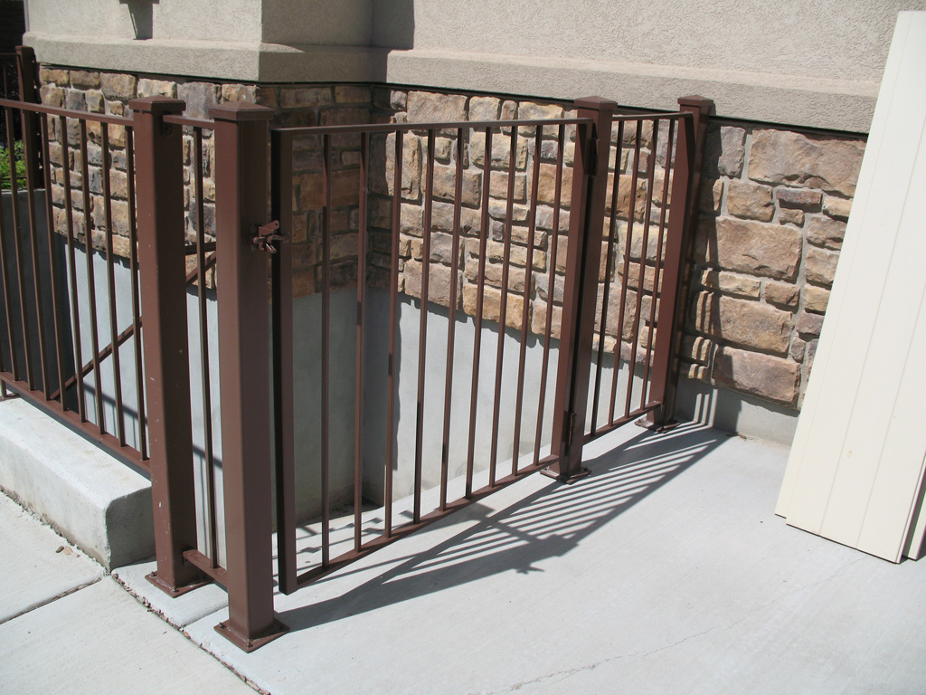 iron-anvil-railing-single-top-simple-christensen-14111-walk-out-gate