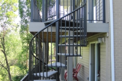 Spiral Staircases 42-