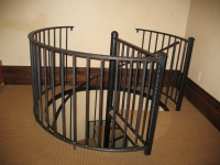 iron-anvil-stairs-spiral-carpet-yukon-14383-lot-61-deer-crest-4